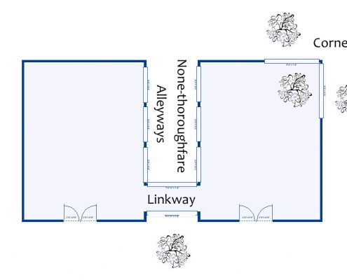 Linkway Façade