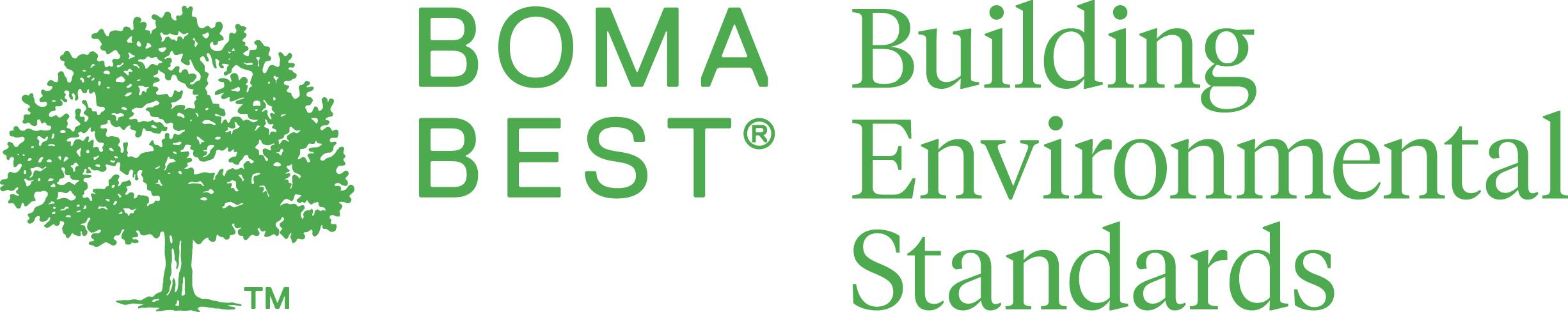 BOMA Best logo